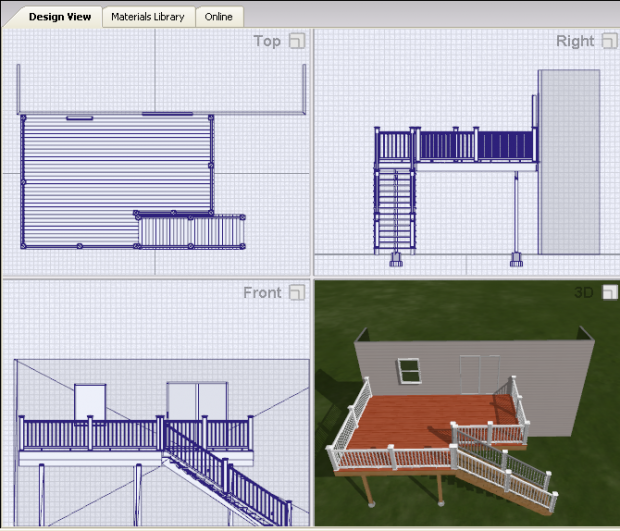Go to our Deck Design Page