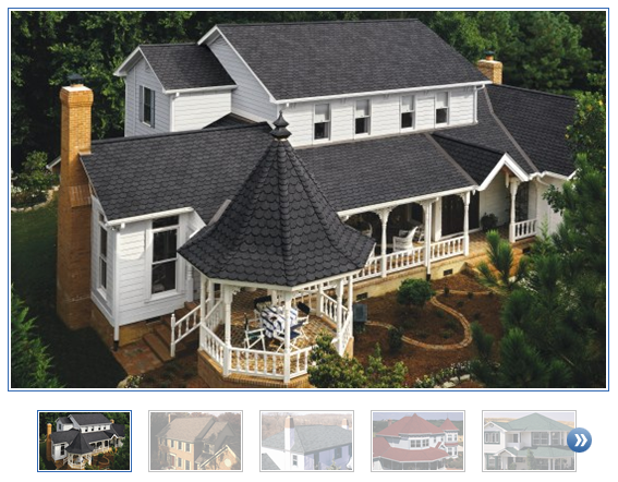 Browse Certainteed shingle products